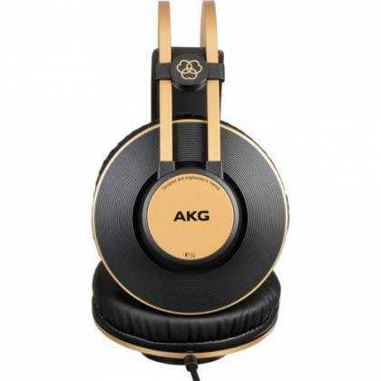 AKG K92 Closed-back Monitor Headphones Product Image 6