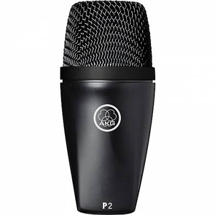 AKG P2 Dynamic Bass Instrument Microphone Product Image 2
