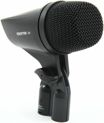AKG P2 Dynamic Bass Instrument Microphone Product Image 3