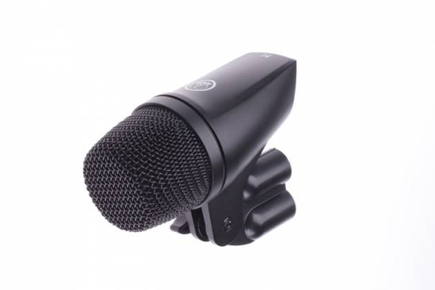 AKG P2 Dynamic Bass Instrument Microphone Product Image 4