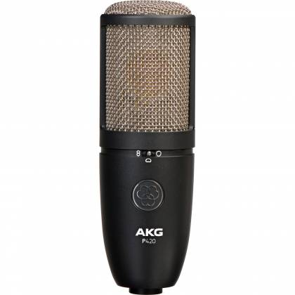 AKG P420 Large-Diaphragm Condenser Microphone Product Image 2