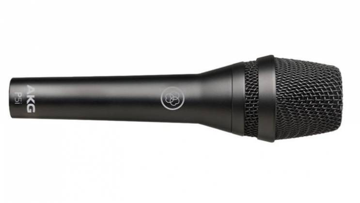AKG P5-i Handheld Vocal Microphone Product Image 4