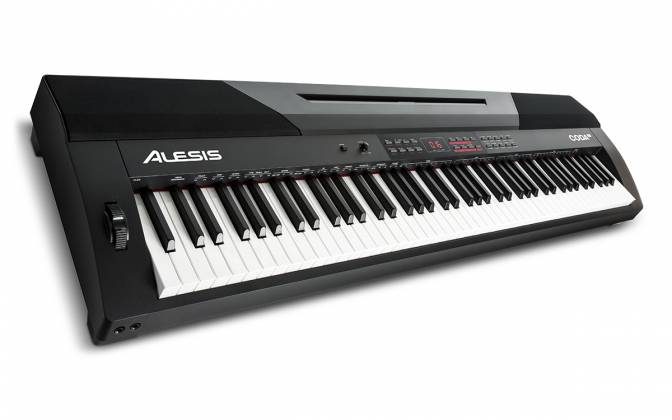 Alesis Coda Pro Kit 88-Key Digital Piano with Stand Product Image 3