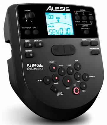 Alesis Surge Mesh Kit 8-piece Electronic Drum Set with Mesh Heads   Product Image 3