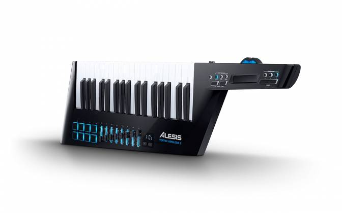Alesis VORTEXWIRELESS2 Wireless USB/MIDI Keytar Controller Product Image 3