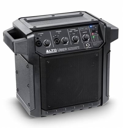 Alto UBERPA 50 Watt Rechargeable Battery Operated Portable Bluetooth PA System  Product Image 2