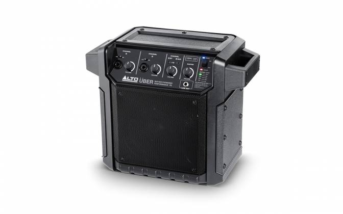 Alto UBERPA 50 Watt Rechargeable Battery Operated Portable Bluetooth PA System  Product Image 3