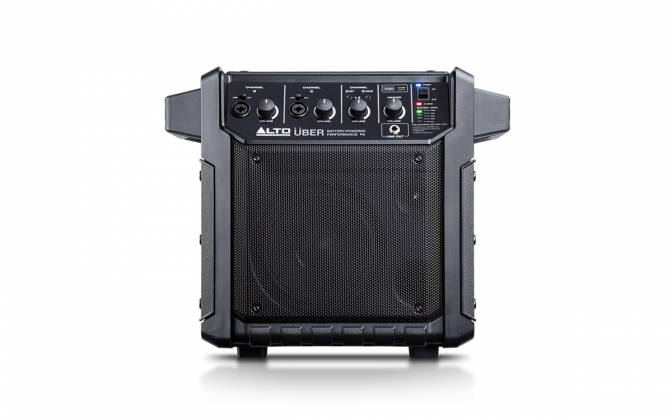 Alto UBERPA 50 Watt Rechargeable Battery Operated Portable Bluetooth PA System  Product Image 4