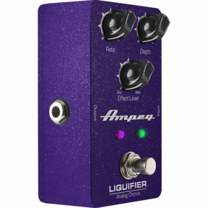 Ampeg LIQUIFIER Analog Chorus Bass Effects Pedal liquifier Product Image 3