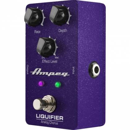 Ampeg LIQUIFIER Analog Chorus Bass Effects Pedal liquifier Product Image 5