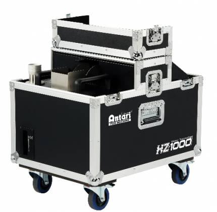 Antari HZ-1000 1150W Hazer in Case Product Image 3