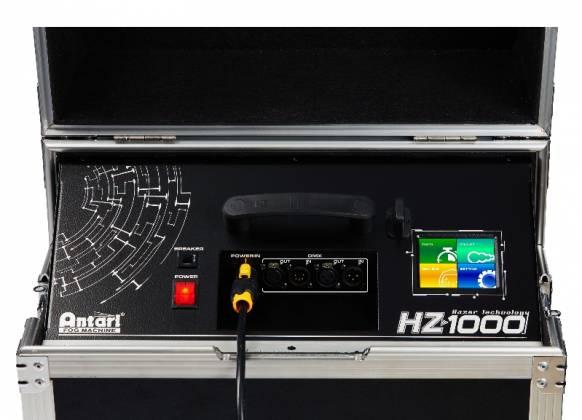 Antari HZ-1000 1150W Hazer in Case Product Image 5