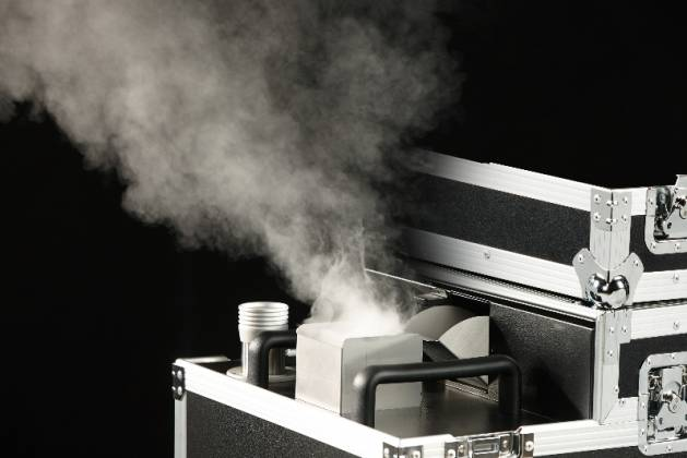 Antari HZ-1000 1150W Hazer in Case Product Image 7