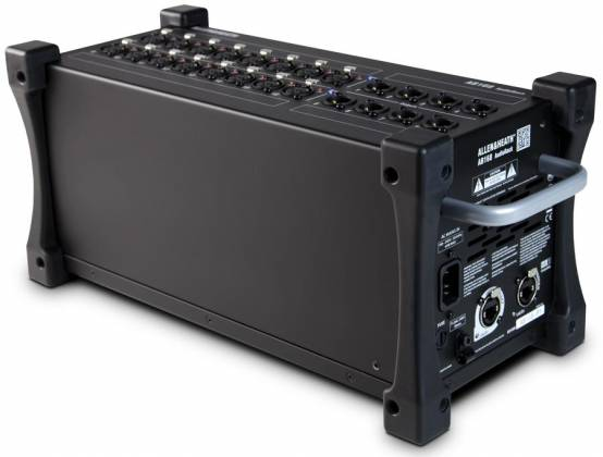 Allen & Heath AB168 16 XLR Input / 8 XLR Output Portable Audiorack and Preamp ab-168 Product Image 3