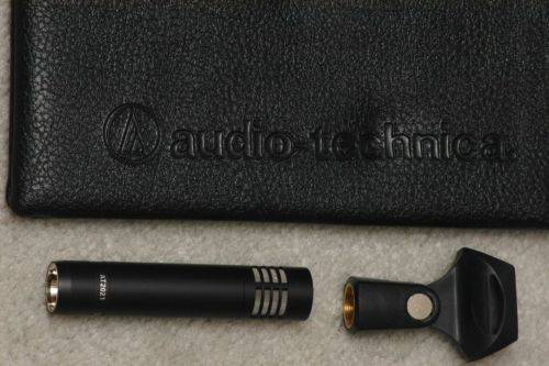 Audio Technica AT2021 Cardioid Condenser Microphone Product Image 3