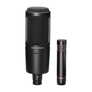 Audio Technica AT2021 Cardioid Condenser Microphone Product Image 4
