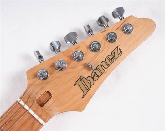 Ibanez AZ242BC-DET Premium 6 String Electric Guitar - Deep Espresso Burst Product Image 3