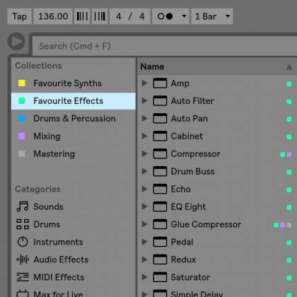 Ableton Live 10 Intro Entry Level Audio Recording and Live Performance  Software