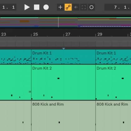 Ableton PUSH 2 & Suite 10 Bundle Professional Audio Controller with Suite  10 Software