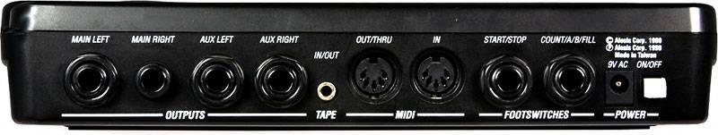Alesis SR16 16-Bit Stereo Drum Machine Product Image 3