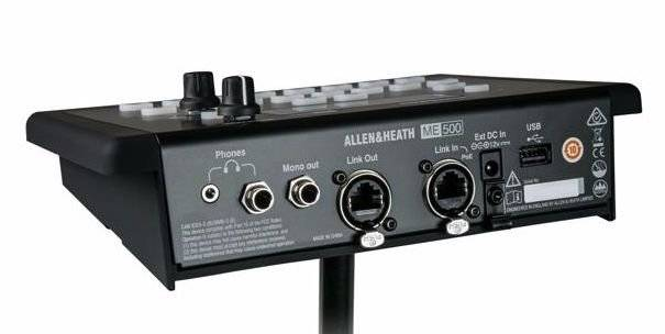 Allen & Heath ME-500 16 Channel Personal Mixer Product Image 3