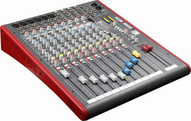 Allen & Heath ZED-12FX 6 Mono and 3 Stereo Channel Mixer Product Image 8