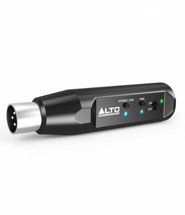 Alto BLUETOOTHTOTALXUS XLR-Equipped Rechargeable Bluetooth Receiver Product Image 3