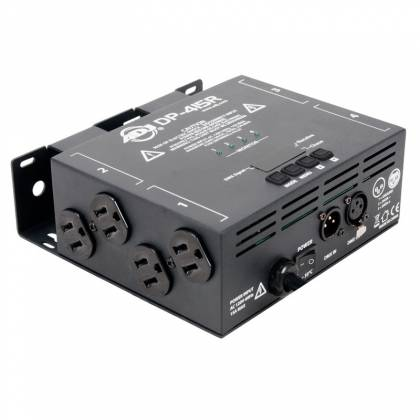 American DJ DPR-415 RDM Compliant 4 Channel Dimmer/Switch Pack Product Image 3