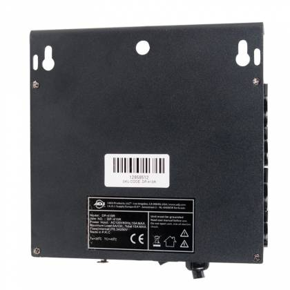 American DJ DPR-415 RDM Compliant 4 Channel Dimmer/Switch Pack Product Image 5