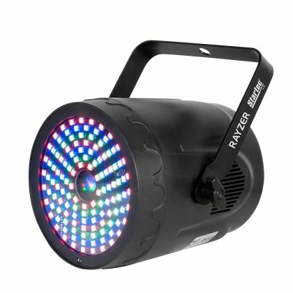 American DJ Rayzer Startec Series 2-In-1 RGB Laser and LED Wash Light Product Image 2