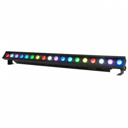 American DJ Pro ULTRA-KLING-BAR18 1 Meter 18x3W RGB Linear Light Fixture To Display Low Resolution Video Product Image 3