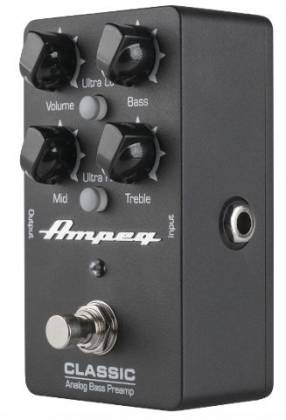 Ampeg CLASSIC Analog Bass Preamp Pedal classic Product Image 2