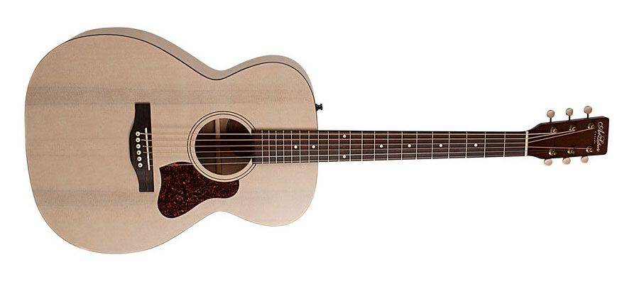 Art & Lutherie 045396 Legacy Faded Cream QIT 6 String RH Acoustic Electric Guitar Product Image 2