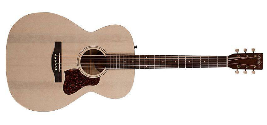 Art & Lutherie 045396 Legacy Faded Cream QIT 6 String RH Acoustic Electric Guitar Product Image 3
