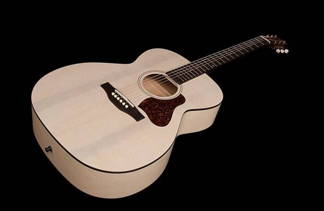 Art & Lutherie 045396 Legacy Faded Cream QIT 6 String RH Acoustic Electric Guitar Product Image 4