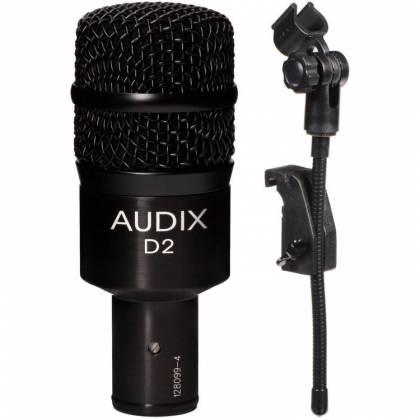 Audix D2 Drum Mic Kit Product Image 2