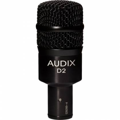 Audix D2   Drum Mic Kit with mic and clip Product Image 2