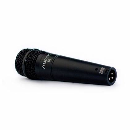 Audix f5 Fusion Series Hypercardioid Instrument Microphone Product Image 4