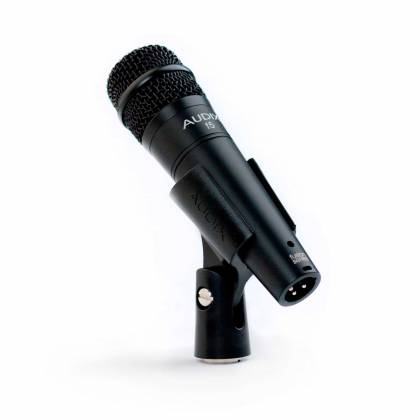 Audix f5 Fusion Series Hypercardioid Instrument Microphone Product Image 6