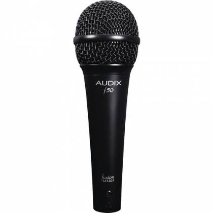 Audix f50 Handheld Cardioid Dynamic Microphone Product Image 2