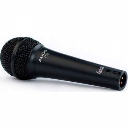 Audix f50 Handheld Cardioid Dynamic Microphone Product Image 3