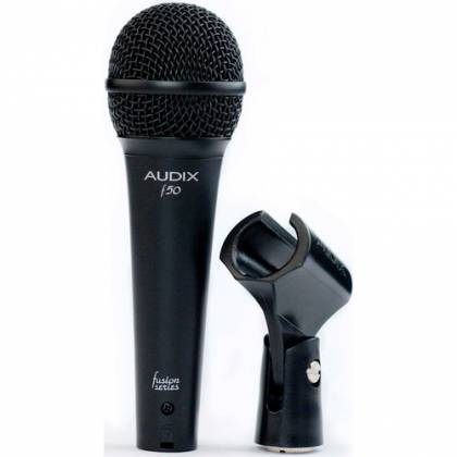 Audix f50 Handheld Cardioid Dynamic Microphone Product Image 5