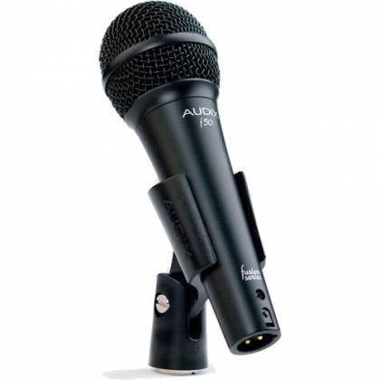 Audix f50 Handheld Cardioid Dynamic Microphone Product Image 6