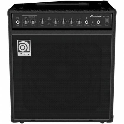 Ampeg BA-112v2 12 Inch Combo Bass Amplifier Product Image 6