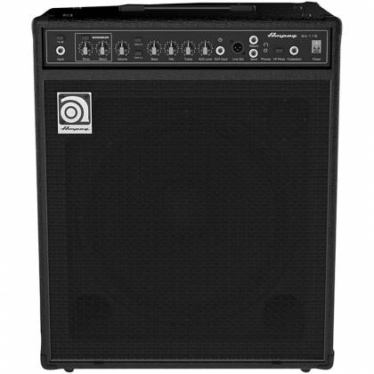 Ampeg BA-115v2 15 Inch Combo Bass Amplifier Product Image 2