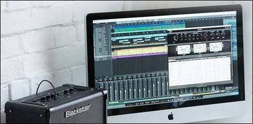 Blackstar ID:CORE 10V2 - 10 Watt Stereo Combo Amplifier with PreSonus One Recording Software Product Image 3