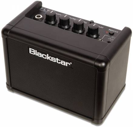 Blackstar FLY 3 Blue - 3 Watt Mini Amplifier with Bluetooth Product Image 3