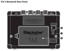 Blackstar FLY 3 Blue - 3 Watt Mini Amplifier with Bluetooth Product Image 6