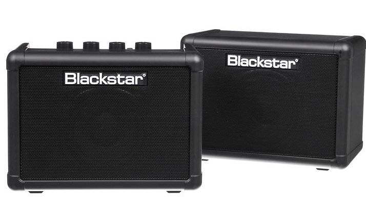 "Blackstar Fly3Pak 3-watt 1x3"" Combo Amp with Extension Speaker Product Image 2"