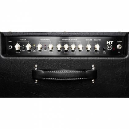 "Blackstar HT20-RMK II 20-watt 1x12"" Tube Electric Guitar Combo Amplifier with Reverb Product Image 6"
